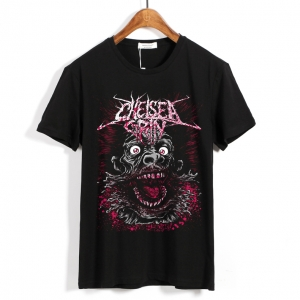 Collectibles T-Shirt Chelsea Grin Blood Black