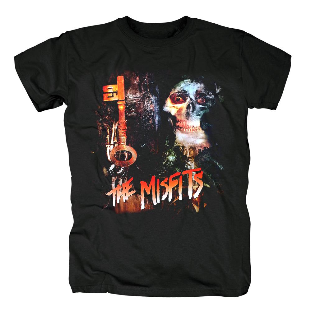 Merch T-Shirt Misfits Box Set Black