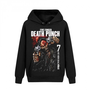Collectibles - Hoodie Five Finger Death Punch And Justice For None Deluxe