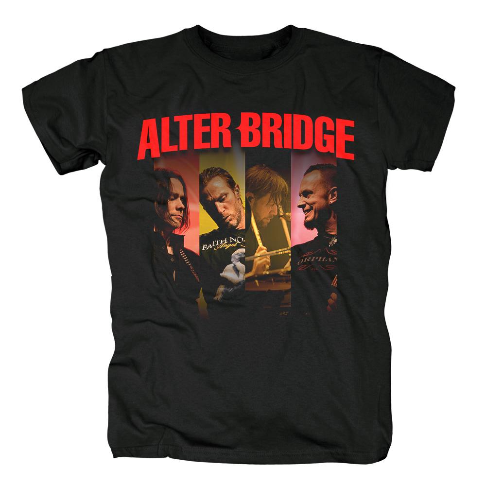 Merchandise T-Shirt Alter Bridge Rock Band