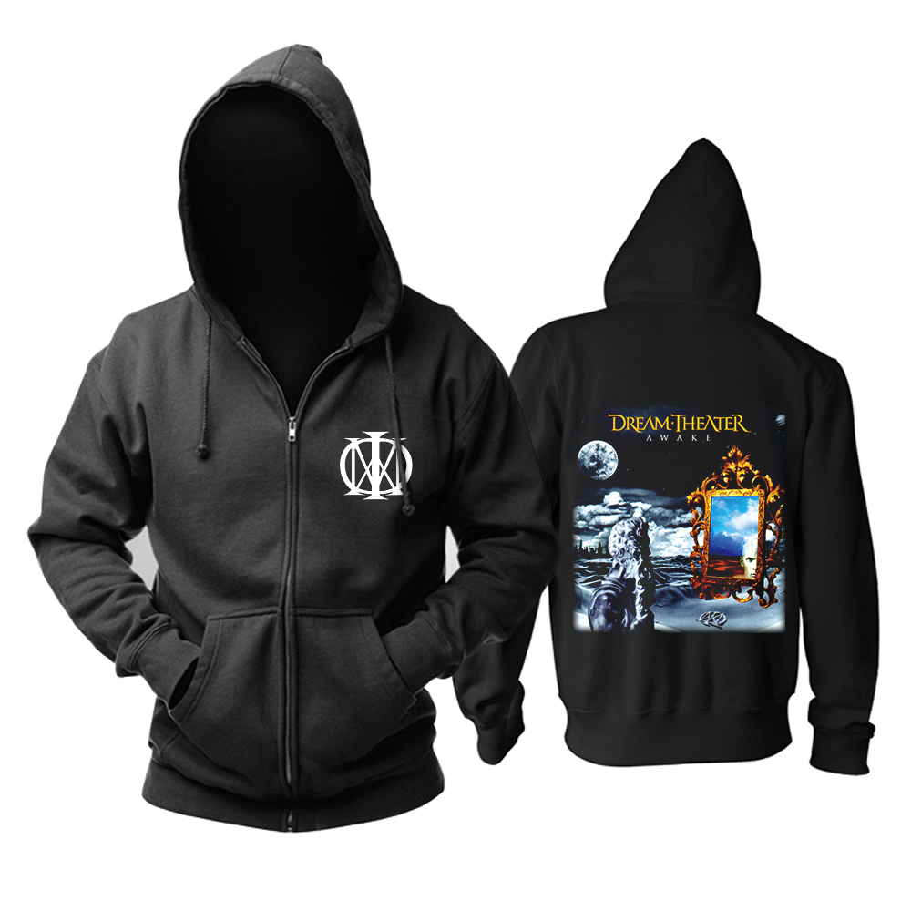 Merchandise Hoodie Dream Theater Awake Black Pullover