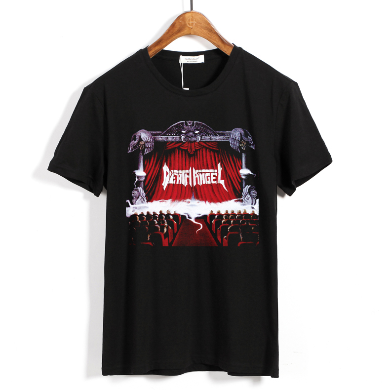 Collectibles T-Shirt Death Angel Act Iii Black