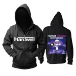 Merchandise Hoodie Hardwell Spaceman Outer Space Remixes Pullover