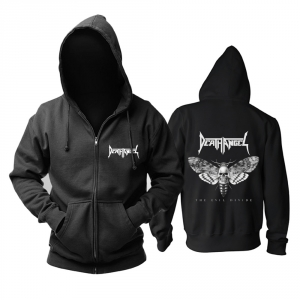 Collectibles Hoodie Death Angel The Evil Divide Pullover