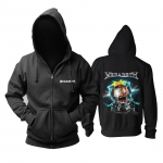 Merchandise Hoodie Megadeth Butters South Park Pullover