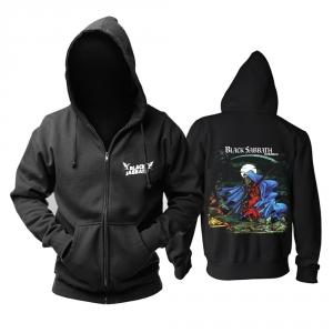 Merch Hoodie Black Sabbath Forbidden Black Pullover