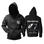 Collectibles Hoodie Heaven Shall Burn In Metal We Trust Pullover