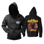 Merchandise Five Finger Death Punch Hoodie Got Your Six Pullover