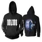 Merchandise Hoodie Marilyn Manson Rock Black Pullover