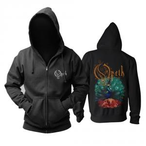 Merch Hoodie Opeth Sorceress Metal Music Pullover
