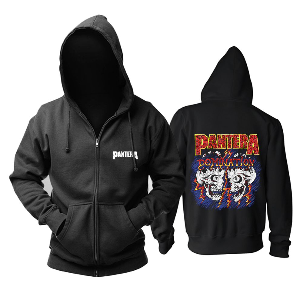Collectibles Hoodie Pantera Domination Pullover