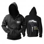Merchandise Hoodie Brutal Truth Evolution Through Revolution Black Pullover