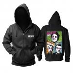 Merchandise Green Day Jacket Hoodie Trio Pullover