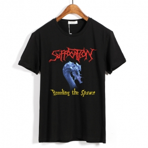 Collectibles T-Shirt Suffocation Breeding The Spawn