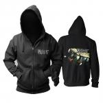 Merchandise Nu-Metal Hoodie Slipknot Back Print Pullover