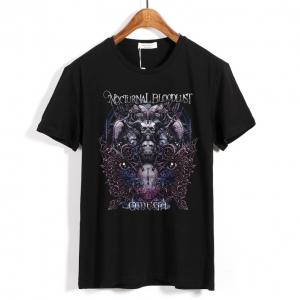 Merch T-Shirt Nocturnal Bloodlust Omega