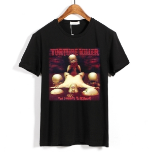 Collectibles T-Shirt Torture Killer For Maggots To Devour