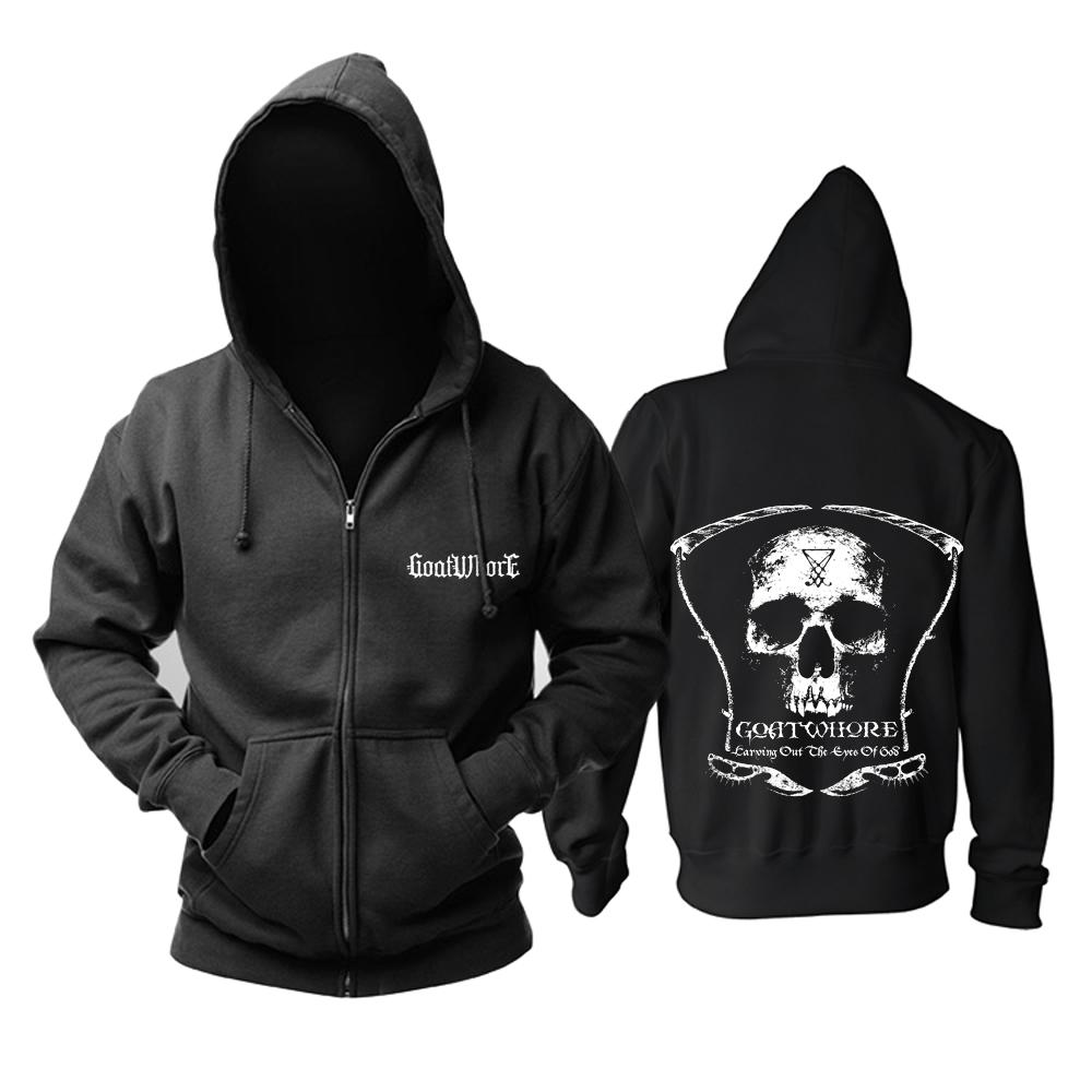 Merch Hoodie Goatwhore Carving Out The Eyes Of God Pullover