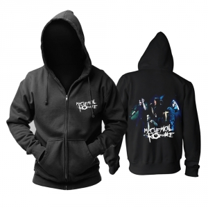 Collectibles My Chemical Romance Hoodie Rock Band Pullover