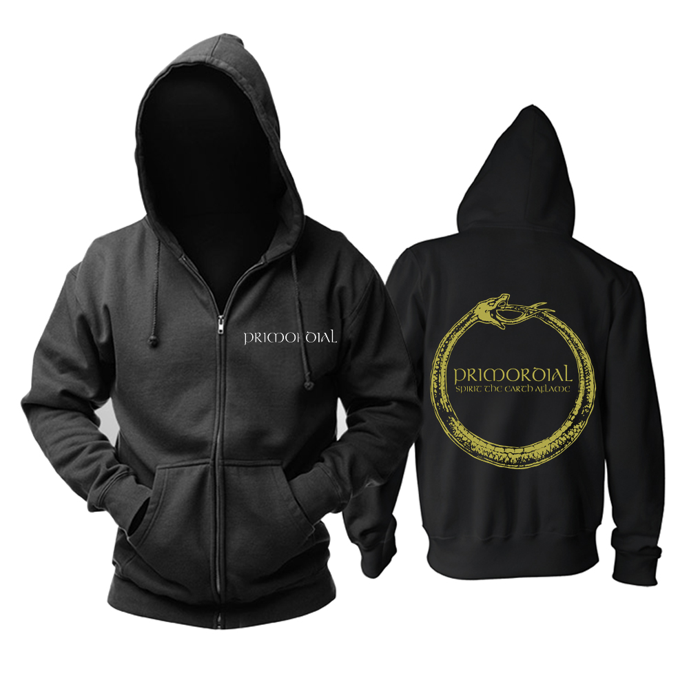Merch Hoodie Primordial Spirit The Earth Aflame Pullover