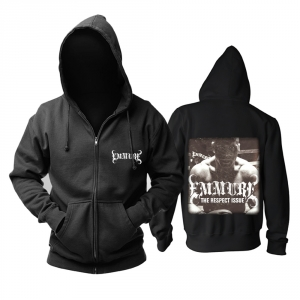 Merch Hoodie Emmure The Respect Issue Pullover