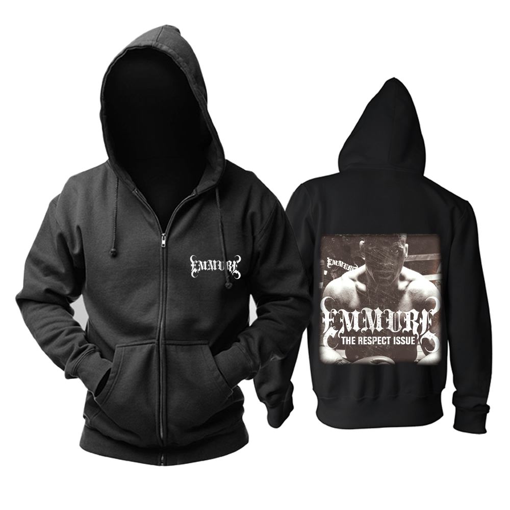 Merchandise Hoodie Emmure The Respect Issue Pullover