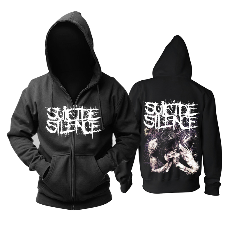 Collectibles Hoodie Suicide Silence Mitch Lucker Pullover