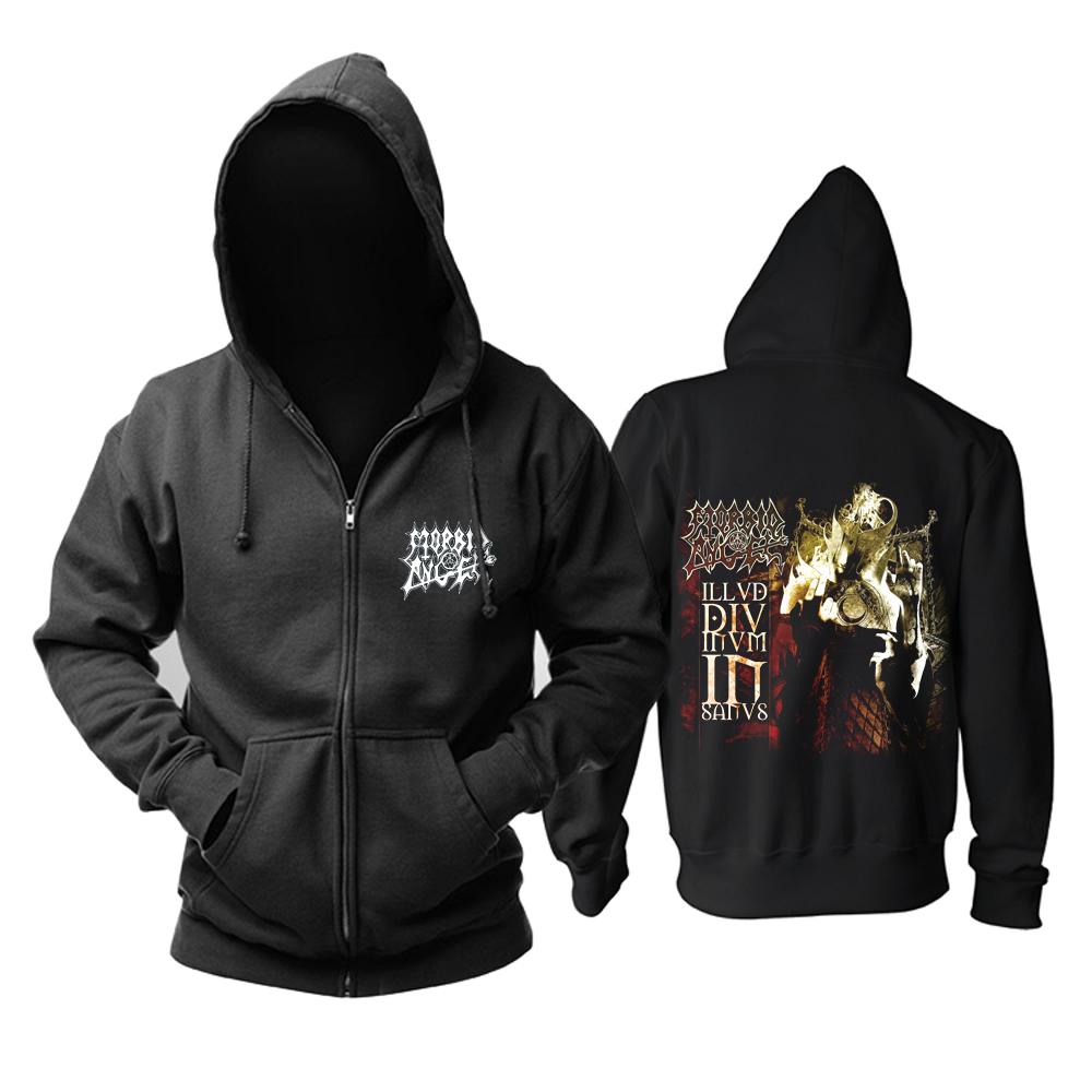 Merchandise Hoodie Morbid Angel Illud Divinum Insanus Pullover