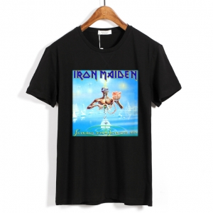 Collectibles T-Shirt Iron Maiden Seventh Son Of A Seventh Son