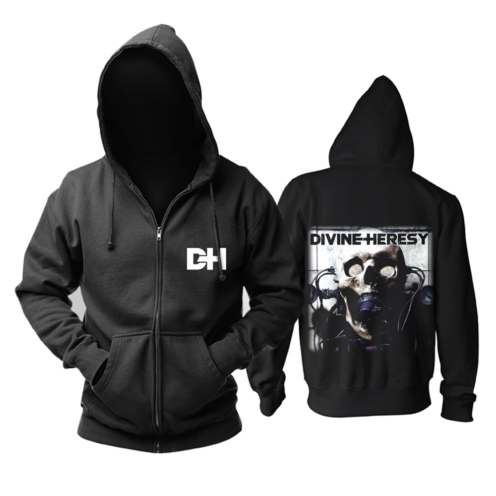 Merchandise Hoodie Divine Heresy Bleed The Fifth Pullover
