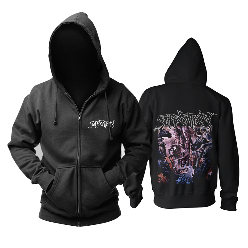 Merchandise Hoodie Suffocation Souls To Deny Pullover