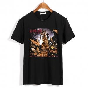 Merchandise T-Shirt Warbringer Waking Into Nightmares