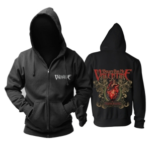 Merchandise Hoodie Bullet For My Valentine Temper Temper Pullover