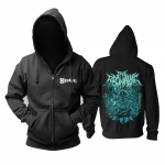 Merch Hoodie The Browning Metal Musicкор Pullover