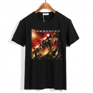 Merch - T-Shirt Hypocrisy Virus Black