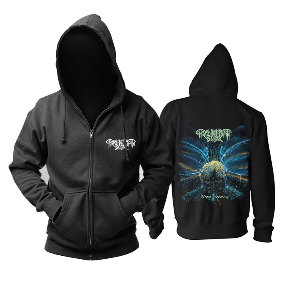 Collectibles Hoodie Paganizer World Lobotomy Pullover