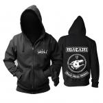 Collectibles Hoodie Watain Black Metal Militia Pullover
