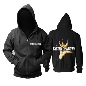 Collectibles Hoodie System Of A Down Album Cover Pullover