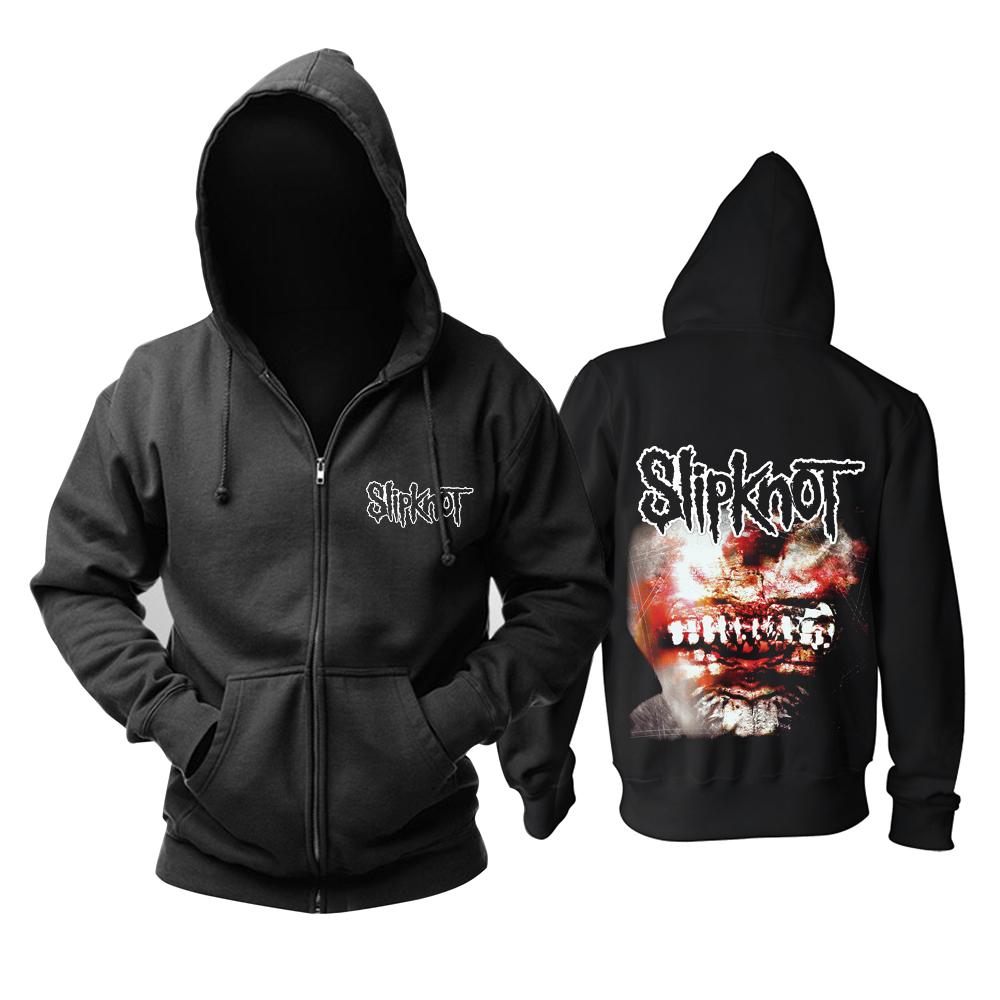 Merchandise Hoodie Slipknot Subliminal Verses Pullover