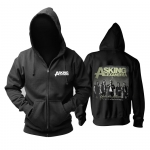 Collectibles Hoodie Asking Alexandria Under The Influence Pullover