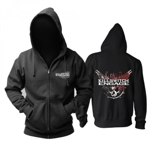 Merch Hoodie Killswitch Engage Logo Pullover