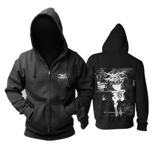 Merchandise Hoodie Darkthrone True Black Metal Pullover
