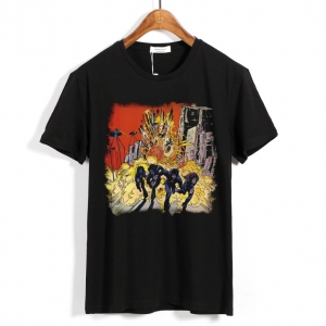 Collectibles T-Shirt Thin Lizzy Jailbreak Explosion