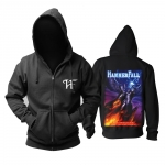 Merch Hammerfall Hoodie Rebels With A Cause Pullover