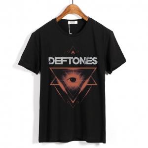 Merchandise T-Shirt Deftones All-Seeing Eye