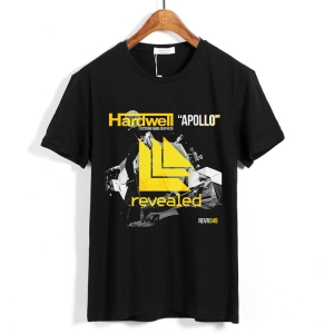 Collectibles - T-Shirt Dj Hardwell Apollo Revealed