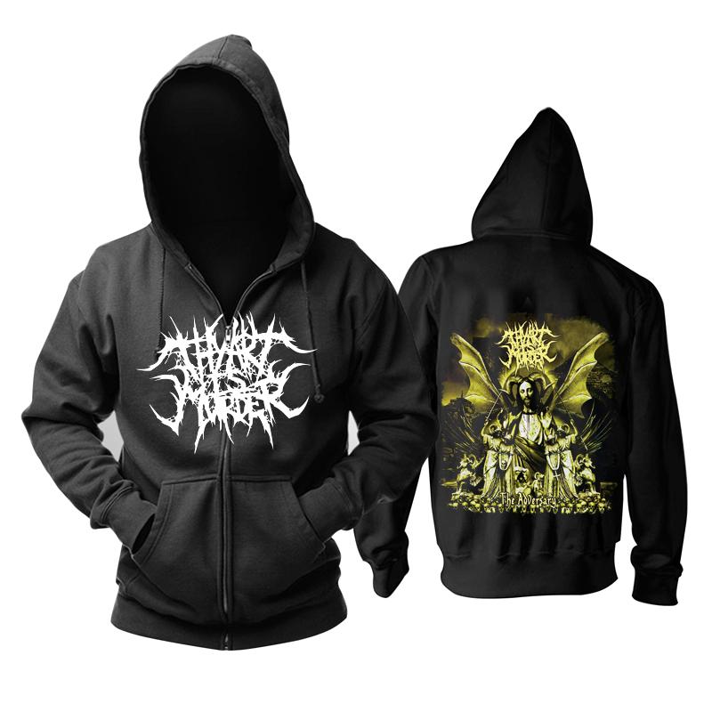 Merchandise Hoodie Thy Art Is Murder The Adversary Pullover