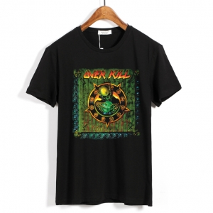 Collectibles T-Shirt Overkill Horrorscope Metal