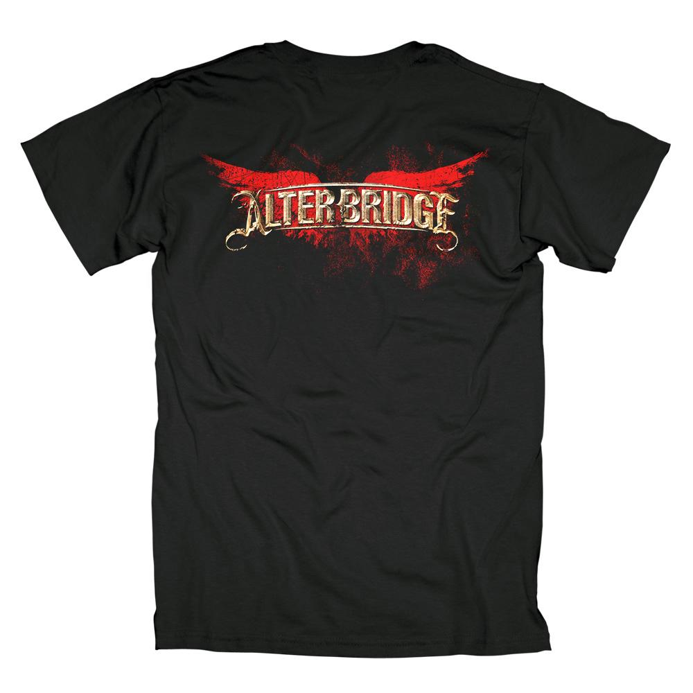 Merchandise T-Shirt Alter Bridge Blackbird