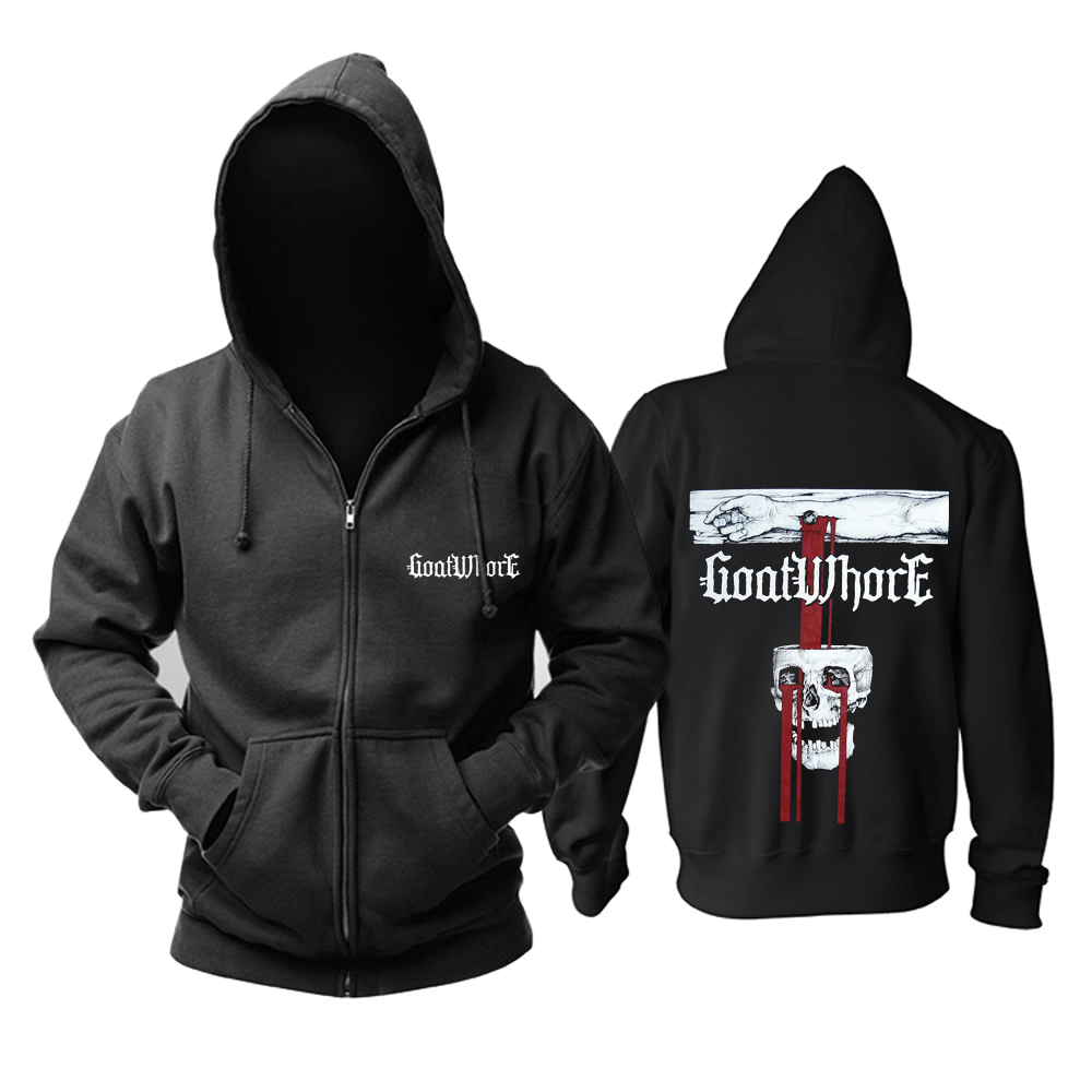 Merch Hoodie Goatwhore Blood For The Master Pullover